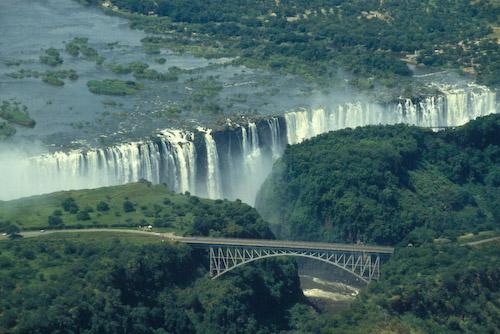 Rio Zambeze, Rio da África Austral