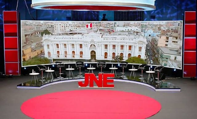 Debate presidencial del JNE