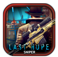 Games Last Hope Sniper Zombie War Mod Apk v1.0 Full version