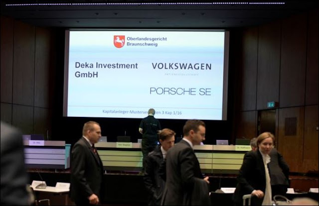 Porsche Fined 535 Million Euros Over Diesel Cheating