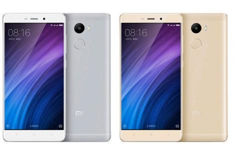 Xiaomi Redmi 4 Full Spesifikasi dan Harga Terbaru, Smartphone Fingerprint usung Kamera 13 MP Sejutaan