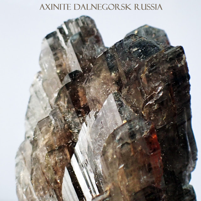AXINITE Dalnegorsk Russia