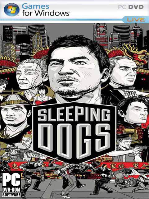 تحميل لعبة Sleeping Dogs مضغوطة برابط واحد مباشر كاملة مجانا