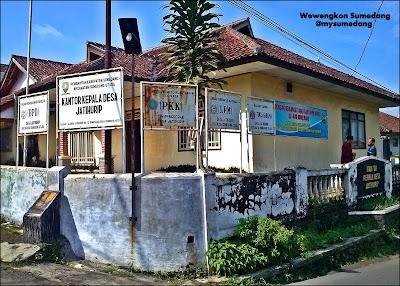 Kantor Kepala Desa Jatihurip, Sumedang Utara