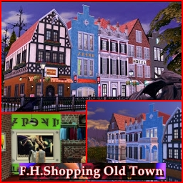 F.H.Shopping Old Town