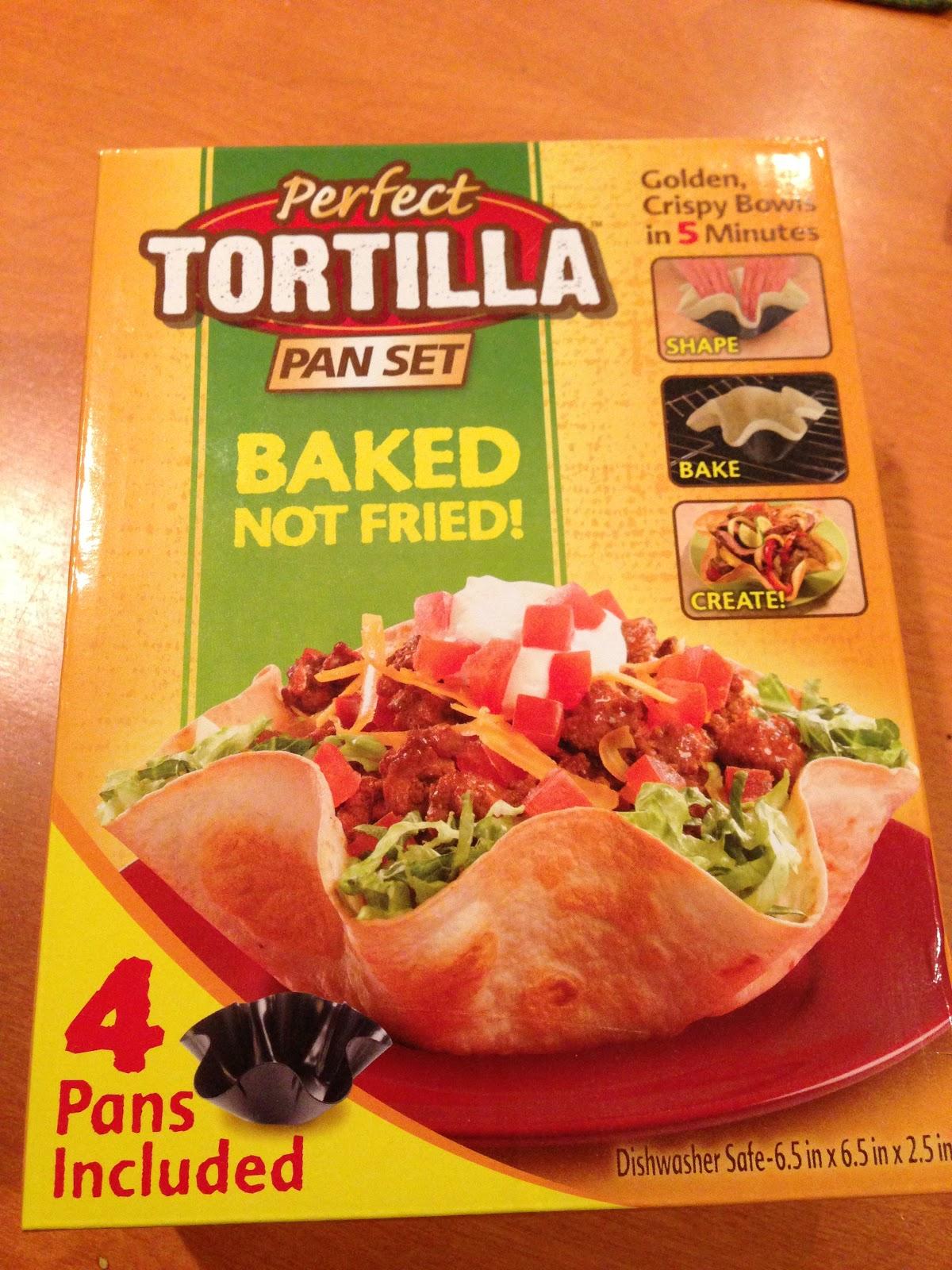 Yak Talk As Seen On Tv Review Perfect Tortilla Pan Set
