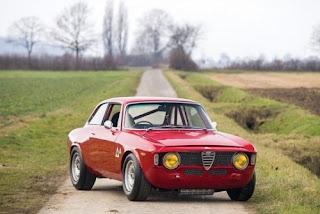 1965 Alfa Romeo Giulia Sprint GTA Vintage Car