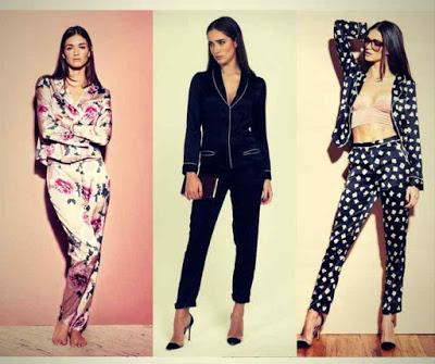 Marca de Pijamas Femininos de Luxo Fleur Du Mal