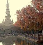 El abrazo de Sevilla. Abuelohara