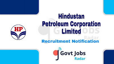 HPCL Recruitment Notification 2019, HPCL Recruitment 2019 Latest, govt jobs in India, central govt jobs, latest HPCL Recruitment update