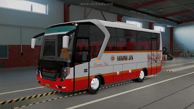 Medium Bus Tourista 1.40 - 1.41 Convoy