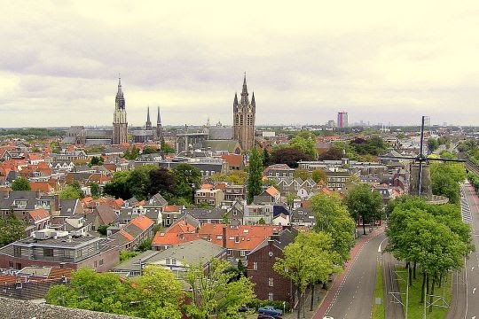 Delft, Belanda