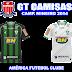 Todas as camisas do Campeonato Mineiro 2014 - Módulo I