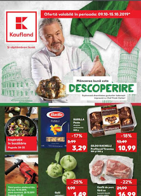 oferte kaufland brosura catalog 9 octombrie 15 octombrie 2019
