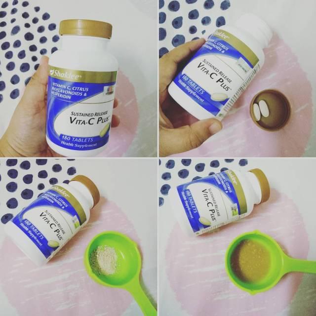 masker vitamin c shaklee boleh kecutkan jerawat satu malam