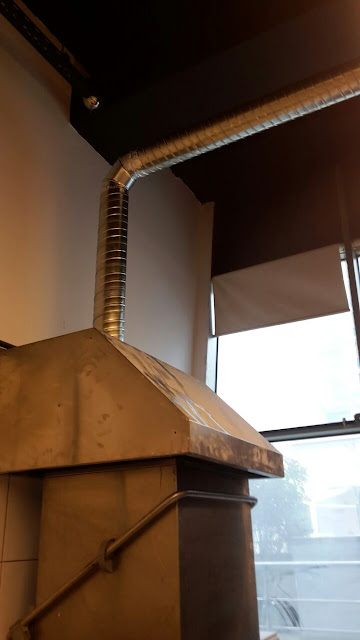 Pastane ve Fırın Havalandırma Sistemi Boru