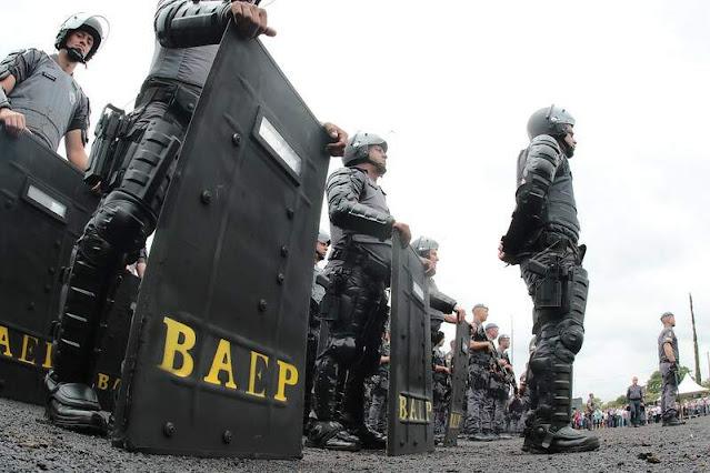 BAEP controla tumulto envolvendo 1.500 pessoas em Birigui e 600 em Araçatuba, na noite de Natal  -  Adamantina Notìcias
