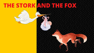 Lesson 4: The stork and the fox all questions answers | Class | SCERT | English
