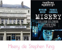 Misery : l'oeuvre de Stephen King