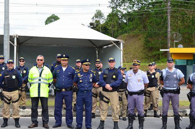 PRF lança operação integrada com GCM, Agetran, PM, Sest/Senat e CCR