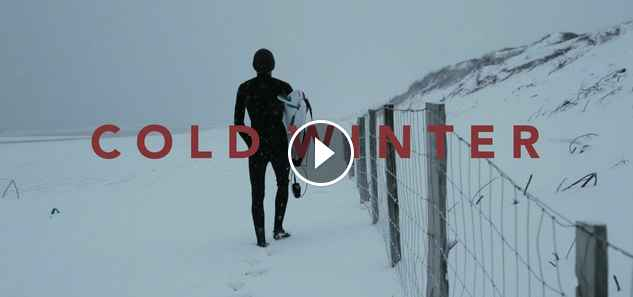 COLD WINTER A surf film - Hugo Boulenger
