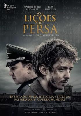 Entrevista a Vadim Perelman, Realizador Que Já Esteve Nos Óscares e Que Apresentou em 2020 o Aclamado Persian Lessons, Candidato da Bielorrússia aos Óscares