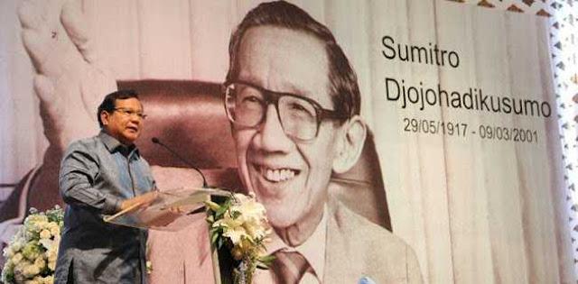 "Mengenang Curhat Prof Soemitro Djojohadikusumo, ""Saya Kangen Anak Saya Prabowo"""