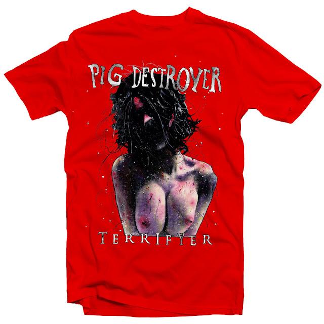 Pig Destroyer terrifyer grindcore masterpiece interview with le scribe du rock, metal blog, rock blog, blog metal