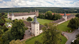 Visitar la Abadía de Corvey