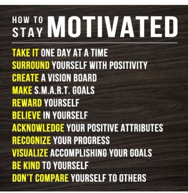 Stay Fit Motivation Quotes: STAY FIT 9JA: STAYING FIT; 6 WAYS TO KEEP YOUR FITNESS