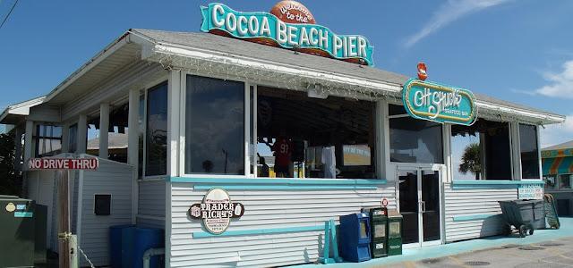 En Cocoa Beach