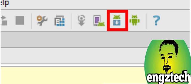 كيفية ربط الهاتف ببرنامج Android Studio