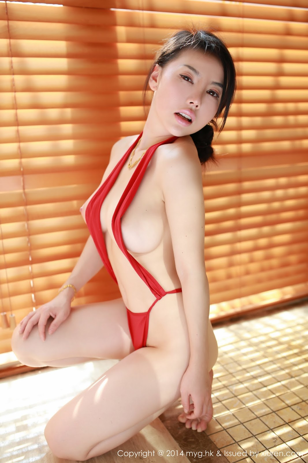 0043 - Hot Photo Model MYGIRL VOL.31