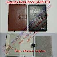 Agenda Kulit Promosi kode AGK - 01