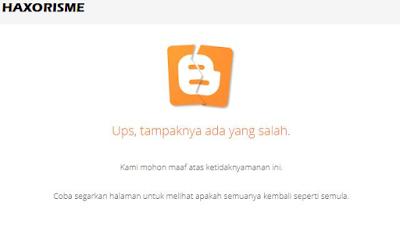atasi gagal invite penulis blogger