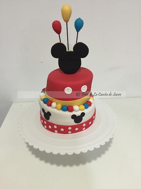 tarta Mickey Mouse cake