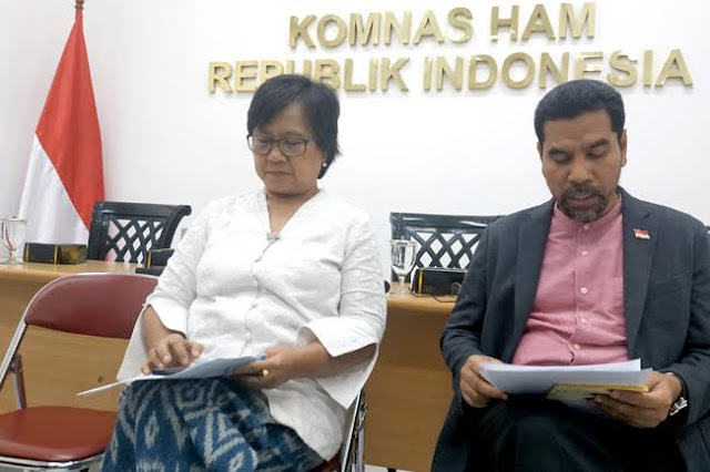 Komnas HAM Minta KPU, Pemerintah, DPR Tunda Tahapan Pilkada Serentak 2020