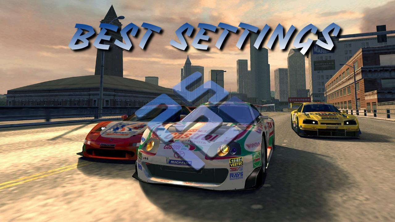 Best settings for Grand Turismo 4 (PS2) PCSX2 Low-End PC