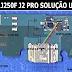 Samsung Galaxy J250F J2 Pro Solução de Carga USB Jumper Não carrega