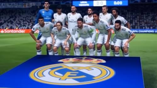 Game of fútbol FIFA 2019 full un English