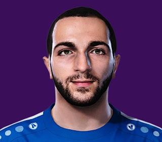 PES 2020 Faces Georgi Melkadze