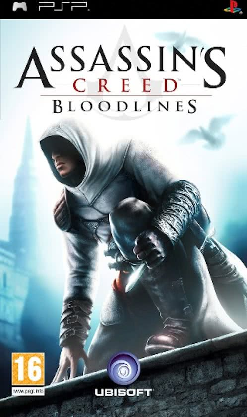 ROMs - Assassins Creed - Bloodlines - PSP Download