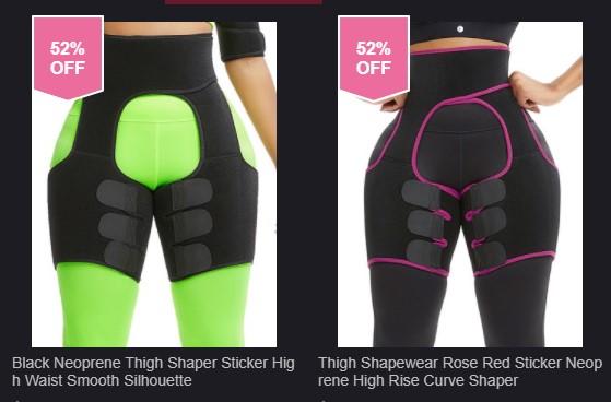 sweat waist trainer