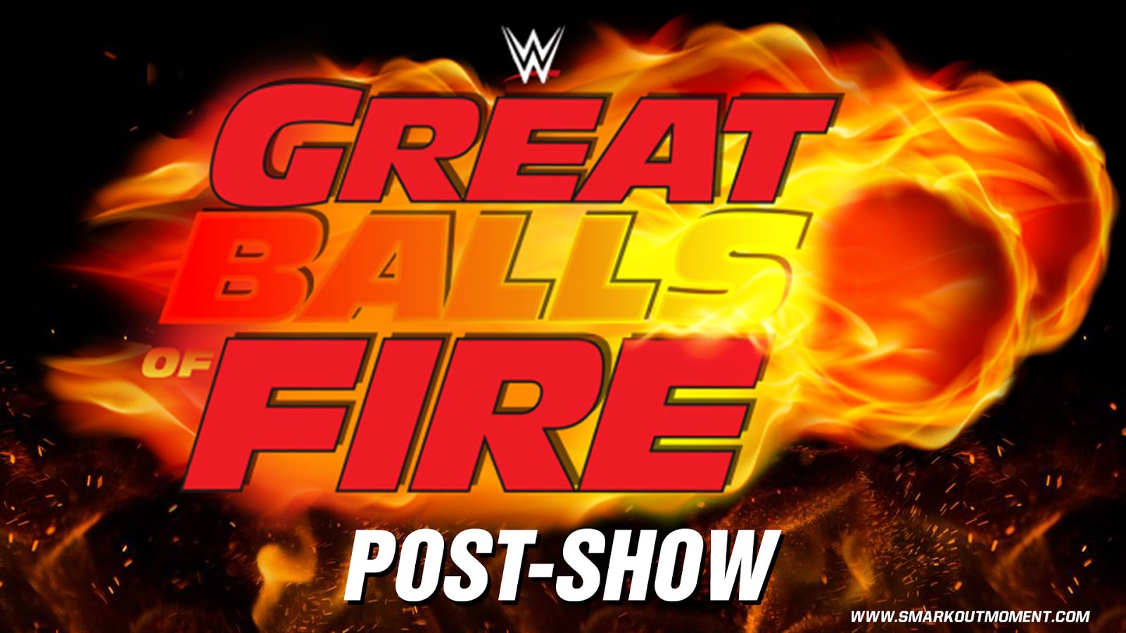 WWE Great Balls of Fire 2017 Recap and Review Podcast