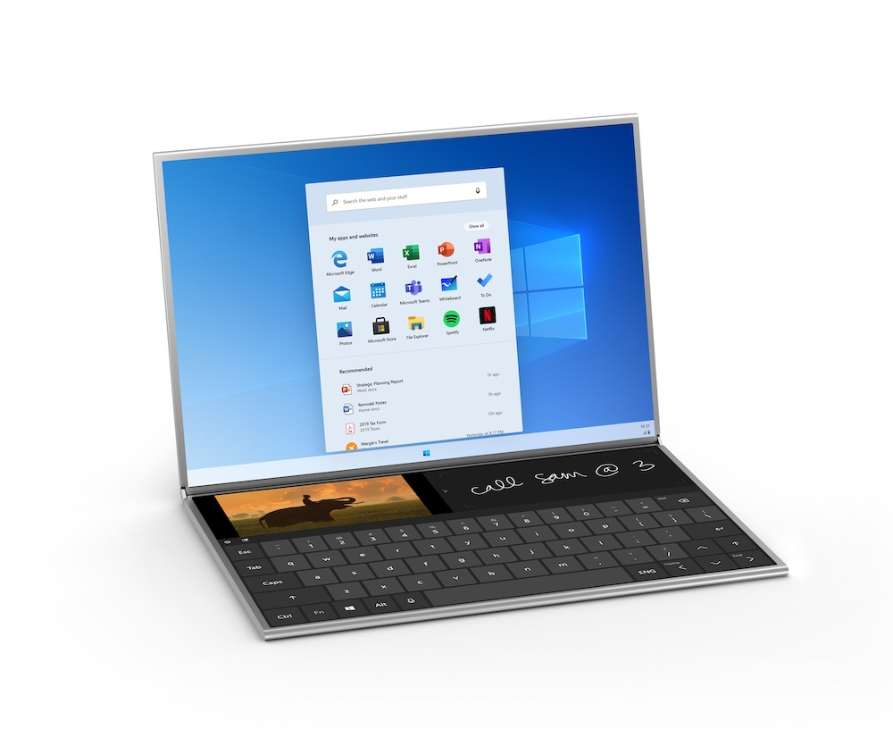 Surface Neo and Microsoft 10X
