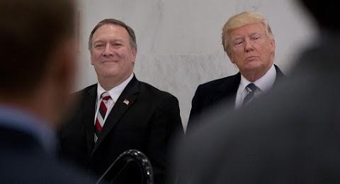 Donald Trump és Mike Pompeo az atomfegyver-mentesítésre tett ígérete betartását várja el Phenjantól