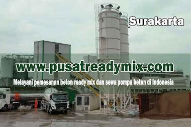 Harga Beton Jayamix Solo - Surakarta Per M3 & Per Mobil Molen 2021
