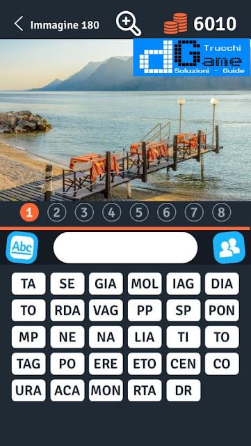 8 Parole Smontate soluzione livello 171-180