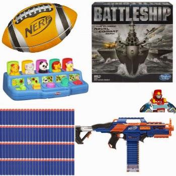 Amazon: Up to 50% Off Hasbro Toys!
