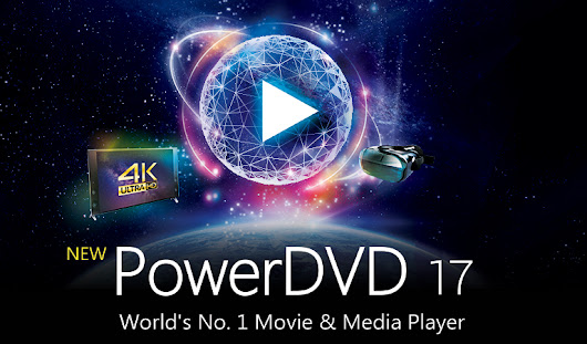 CyberLink PowerDVD Ultra 17.0.1726.60 Full Version With Keygen